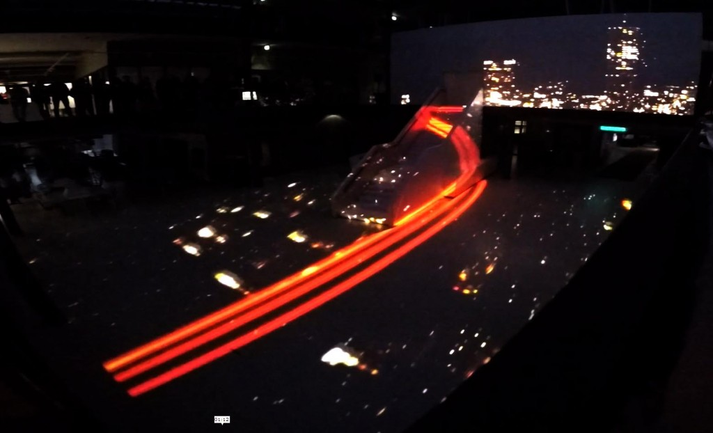 Siemens projection event