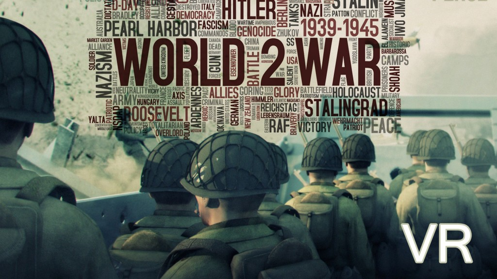 New VR film series: World 2 War